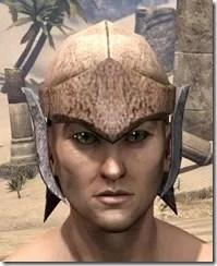 Dark Elf Homespun Hat - Male Front