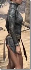 Dark Elf Iron Cuirass - Female Right