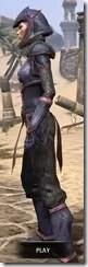 Dark Elf Iron - Dyed Side
