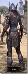 Dark Elf Orichalc - Dyed Rear