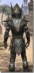 Dark Elf Orichalc - Male Close Rear