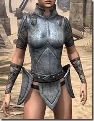 High Elf Iron Cuirass - Female Front