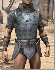 High Elf Iron Cuirass - Male Front