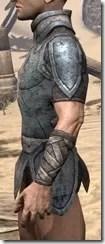 High Elf Iron Cuirass - Male Side