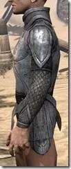 High Elf Steel Cuirass - Male Side