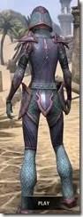 High Elf Steel - Dyed Rear