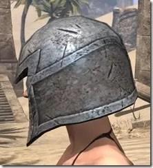 High Elf Steel Helm - Female Side