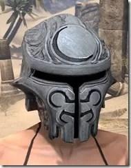 Hlaalu Iron Helm - Female Front