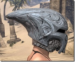 Hlaalu Iron Helm - Female Right