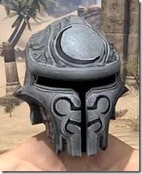 Hlaalu Iron Helm - Male Front