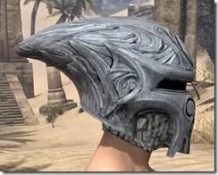 Hlaalu Iron Helm - Male Right
