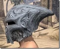 Hlaalu Iron Helm - Male Side
