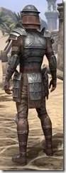 Imperial Steel - Male Rear