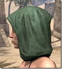 Impertial Homespun Hat - Female Side