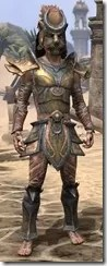 Khajiit Dwarven - Male Front