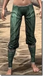 Khajiit Homespun Breeches - Female Front