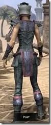 Khajiit Iron - Dyed Rear