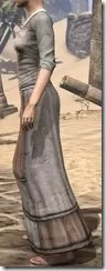Layered Long Dress - Female Side