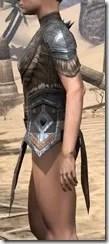 Malacath Iron Cuirass - Female Side