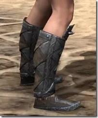 Malacath Iron Sabatons - Female Right