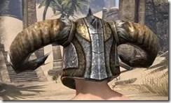 Nord Dwarven Helm - Male Rear