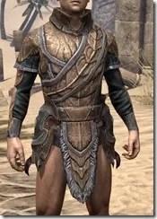 Wood Elf Dwarven Cuirass - Male Front