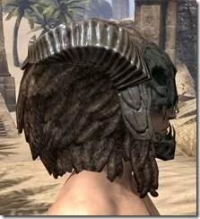 Wood Elf Dwarven Helm - Male Right