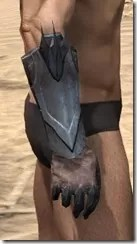 Xivkyn Iron Gauntlets - Male Right