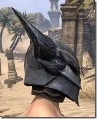 Xivkyn Iron Helm - Male Right