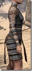 Akaviri Iron Cuirass - Female Right