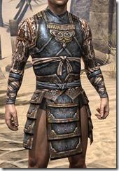 Akaviri Iron Cuirass - Male Front