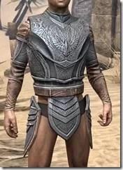 Aldmeri Dominion Iron Cuirass - Male Front