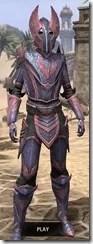 Aldmeri Dominion Iron - Dyed Front