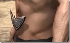 Aldmeri Dominion Iron Girdle - Male Side