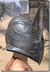 Aldmeri Dominion Iron Helm - Female Right