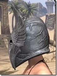 Aldmeri Dominion Iron Helm - Female Side