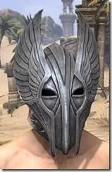 Aldmeri Dominion Iron Helm - Male Front