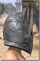 Aldmeri Dominion Iron Helm - Male Right