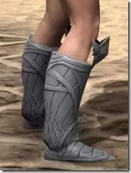 Aldmeri Dominion Iron Sabatons - Female Right