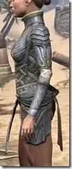 Ancient Elf Iron Cuirass - Female Side