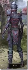 Ancient Elf Iron - Dyed Rear