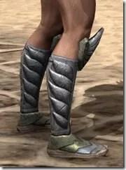 Ancient Elf Iron Sabatons - Male Right