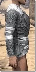 Ashlander Iron Cuirass - Male Right