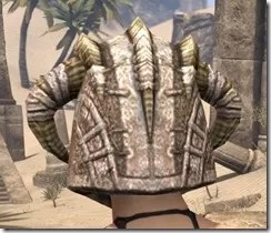 Barbaric Iron Helm - Female Rear