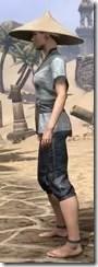 Budi-Shirt and Galligaskins - Female Side