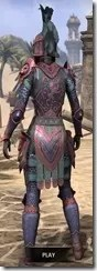 Daggerfall Covenant Iron - Dyed Rear