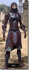 Dark Brotherhood Iron - Dyed Front
