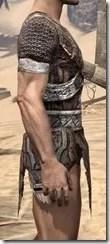 Draugr Iron Cuirass - Male Right