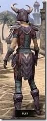 Draugr Iron - Dyed Rear