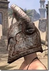 Draugr Iron Helm - Female Side